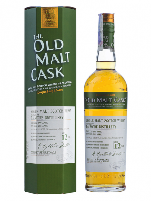 Dalmore 12 Year Old 1999–2011 Old Malt Cask