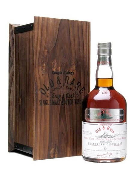 Glencadam 32 Year Old 1977–2009 Old and Rare