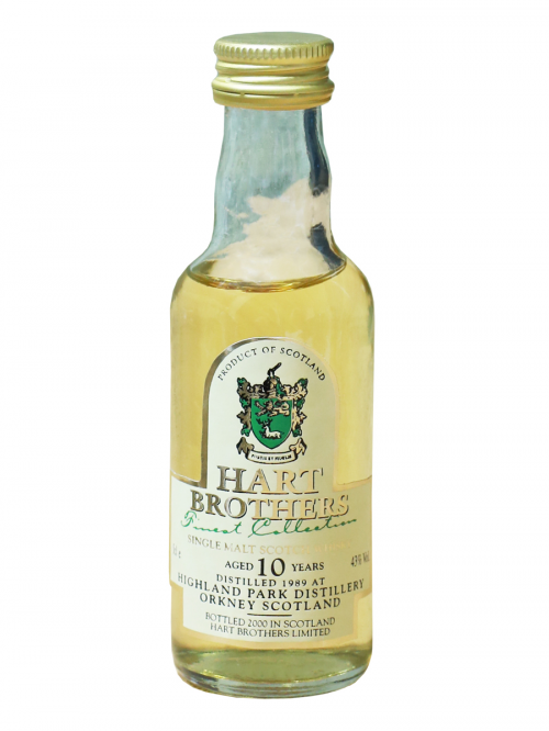 Highland Park 10 Year Old 1989 Hart Brothers