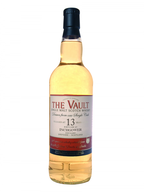 Inchgower 13 Year Old 2000–2013 The Vault