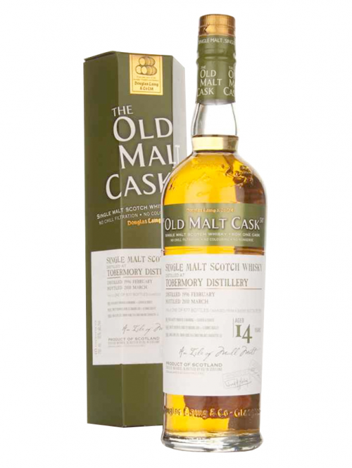 Tobermory 14 Year Old 1994–2008 Old Malt Cask